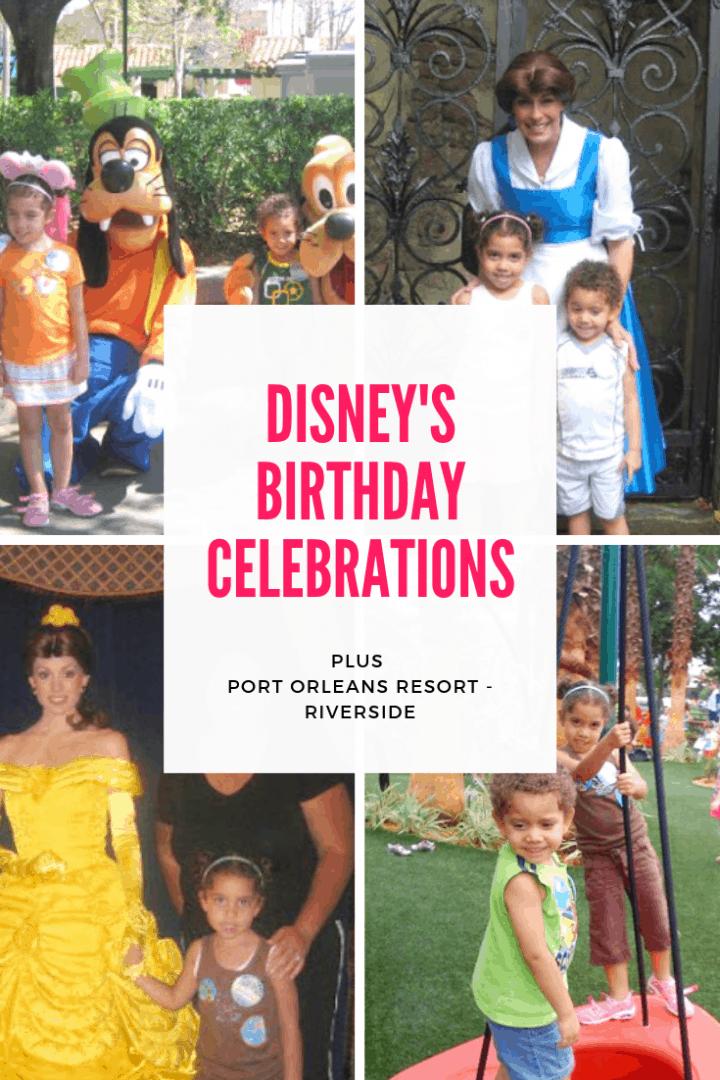 Disney's Birthday Celebration