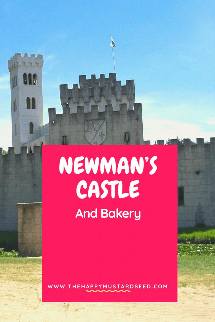 Castle in Texas, Newmans Castle, Castle Roadtrip, Castle USA