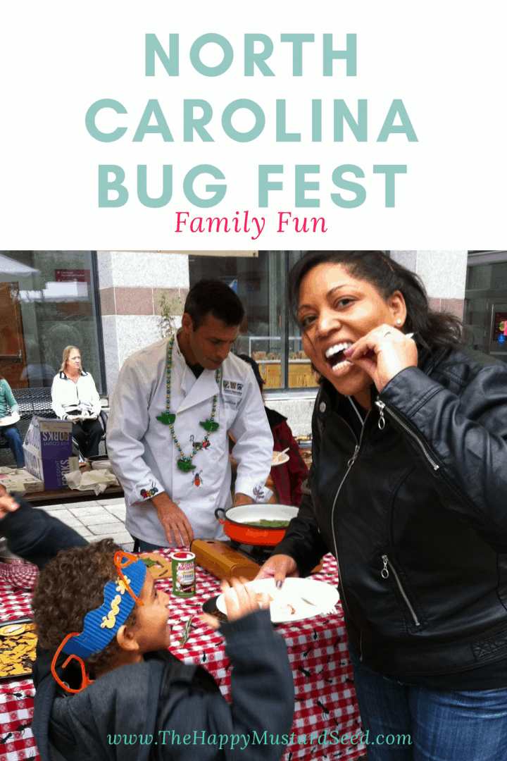 North Carolina Bug Fest, Fun Things to do with kids, North Carolina