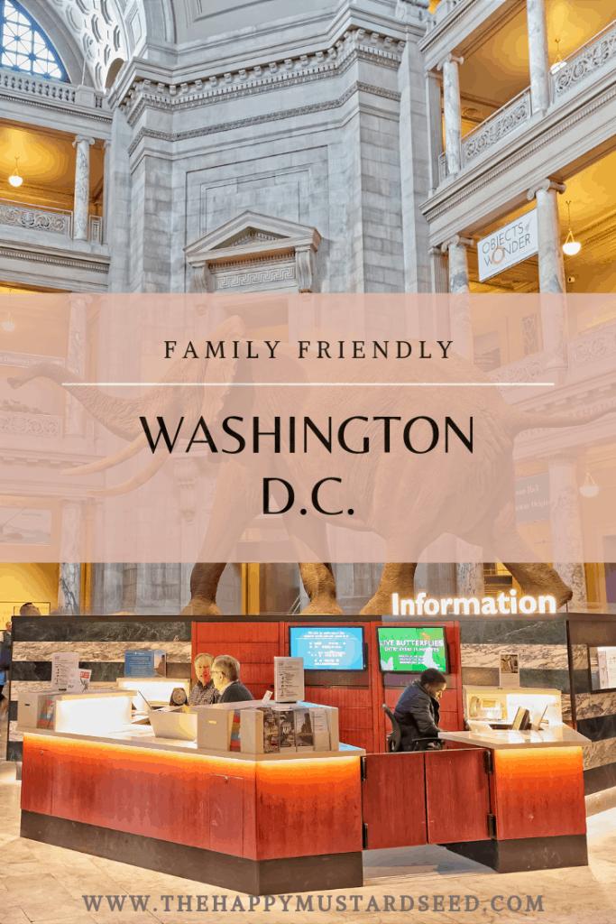 Washington DC Family Trip