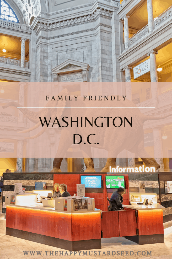 Washington DC Family Trip