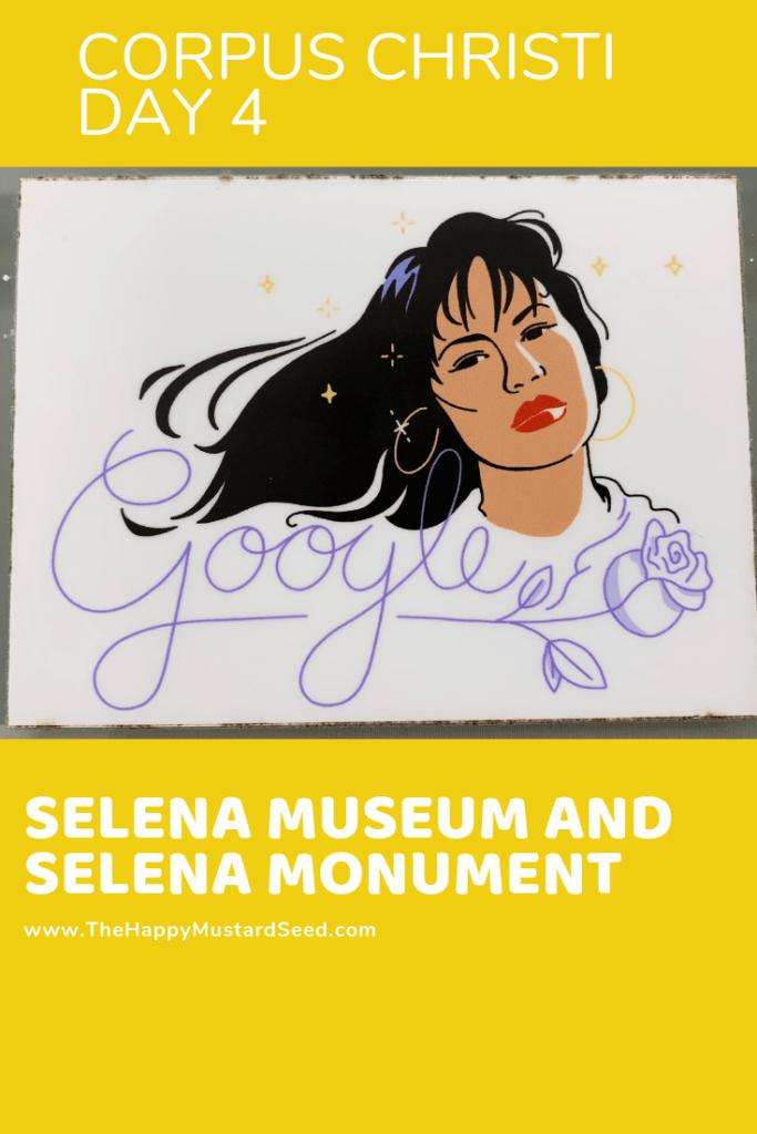 Selena Museum and Selena Monument Corpus Christi Texas