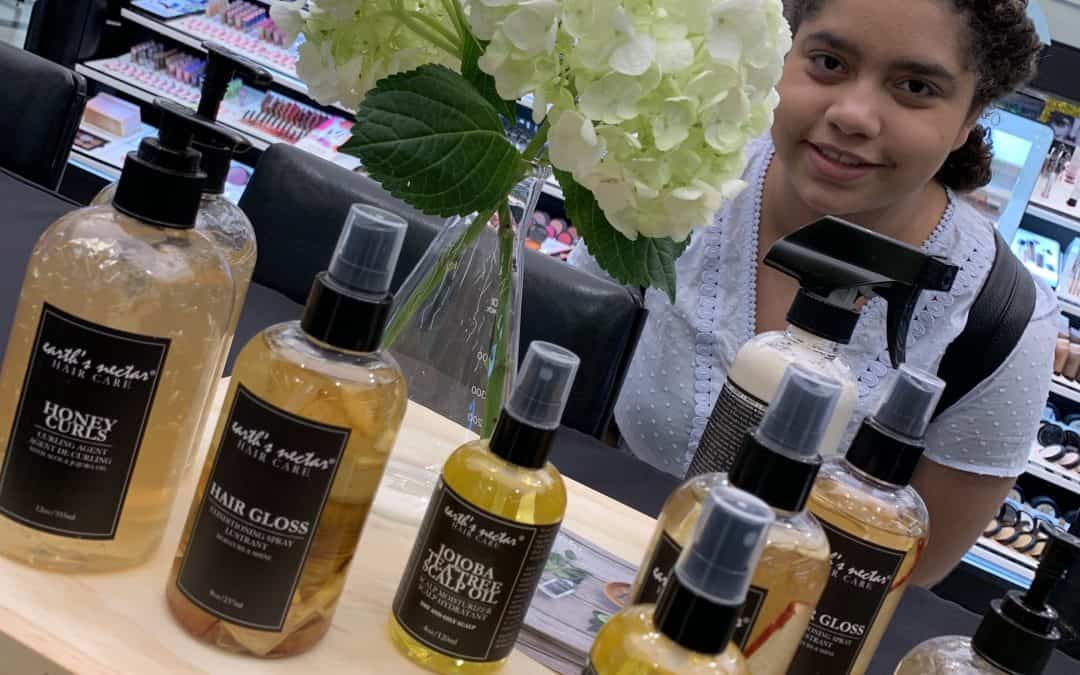 Earth's Nectar Hair Care – The future of Clean Beauty is Here