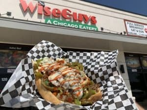 WiseGuys A Chicago Eatery