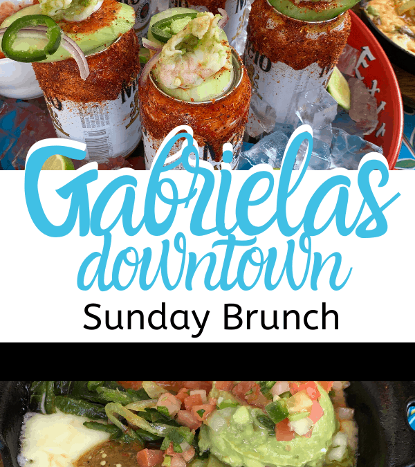 Best Brunch Austin Gabriela's Downtown