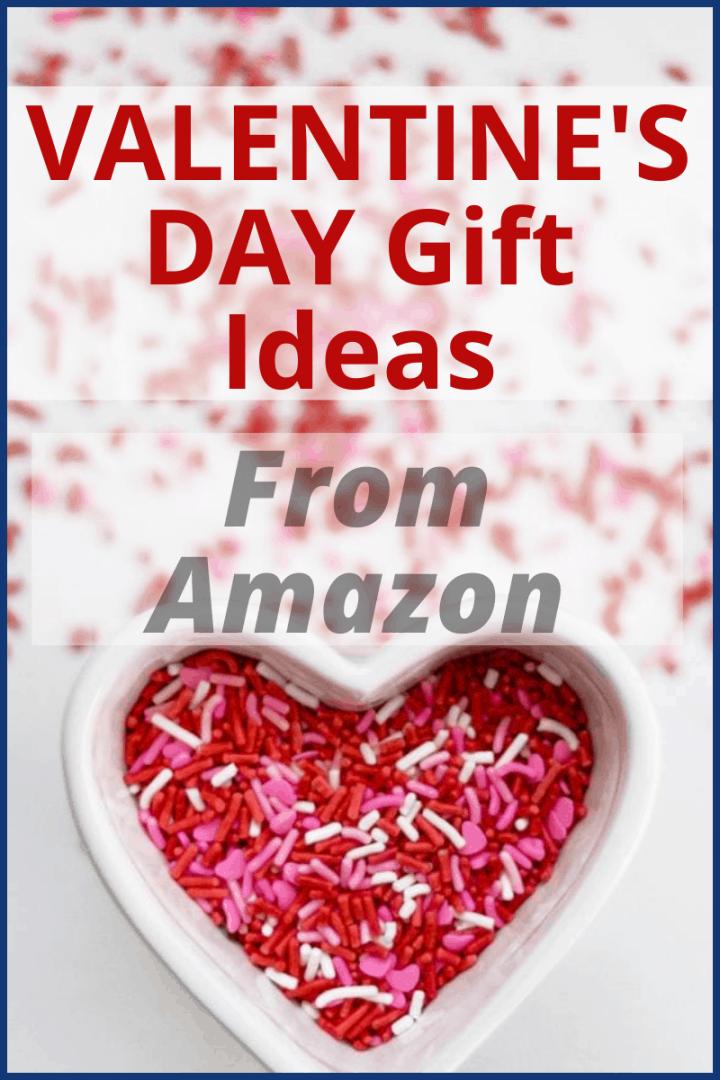 Valentine's Gift Ideas from Amazon