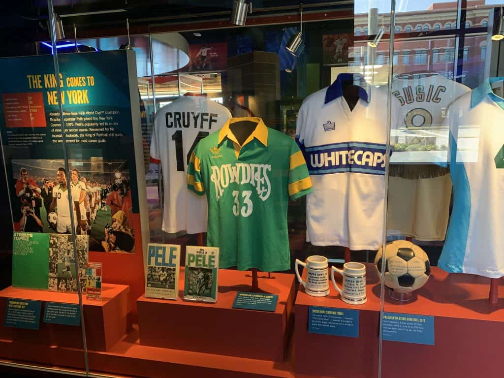 National Soccer Hall of Fame