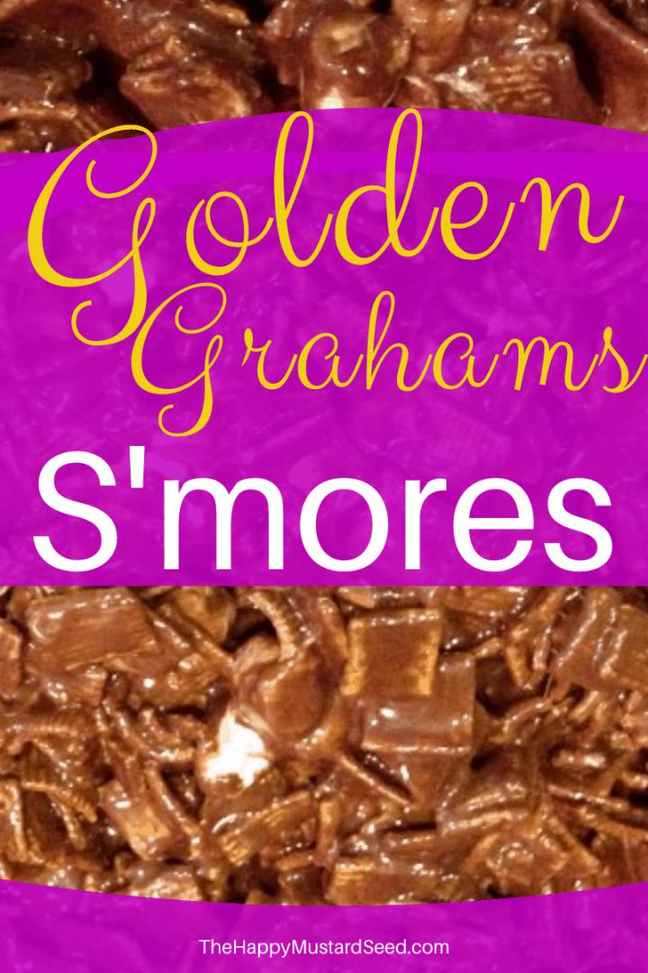Golden Grahams Smores