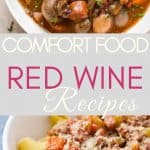 800x1200 Red Wine Recipes Comfort Food