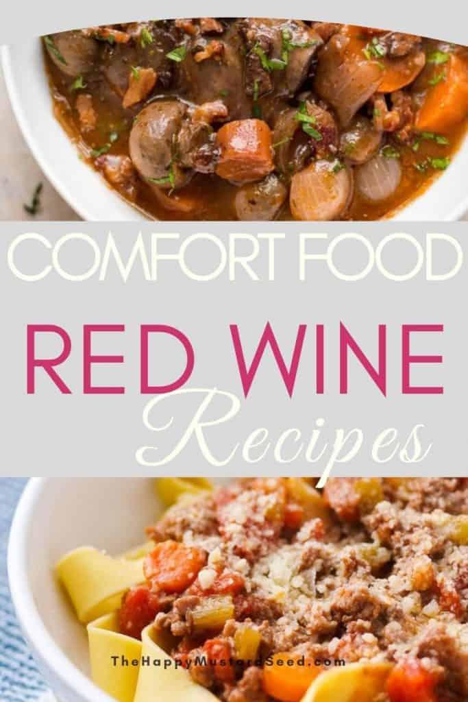 800x1200 Red Wine Recipes Comfort Food