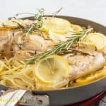 Lemon Chicken with Rosemary and Thyme recipe