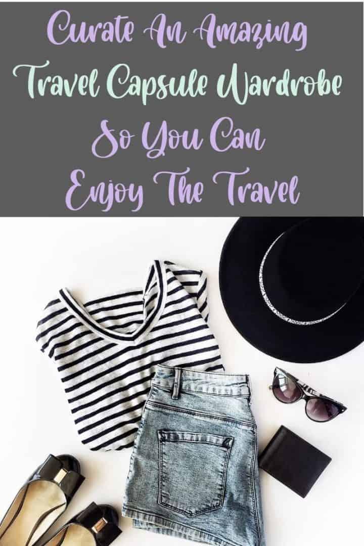 travel capsule pdf worksheet
