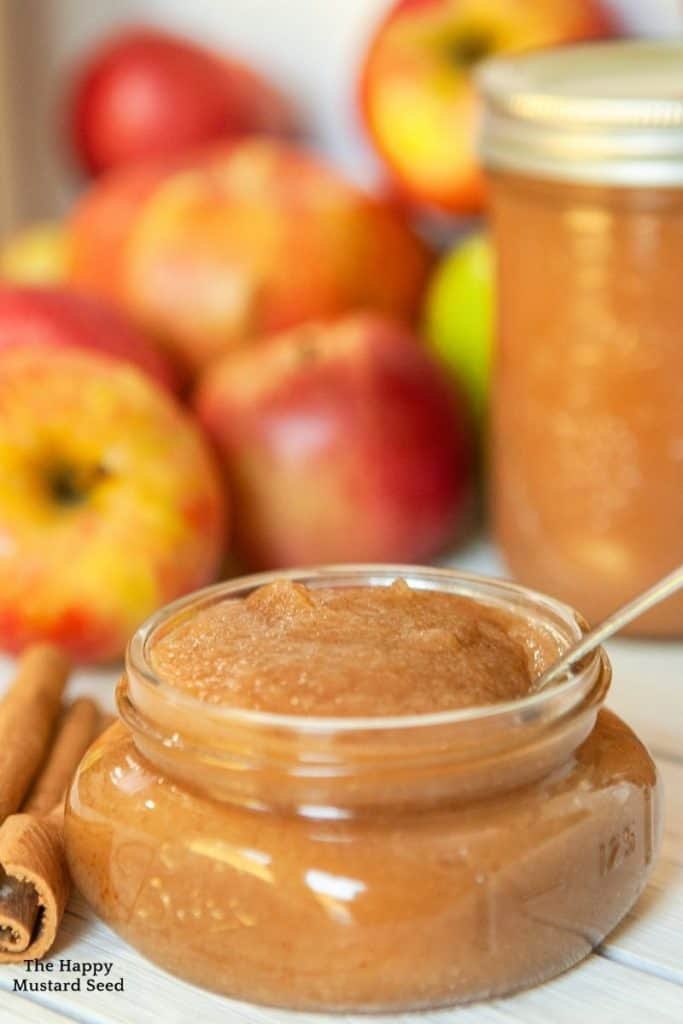 applesauce recipe homemade canning