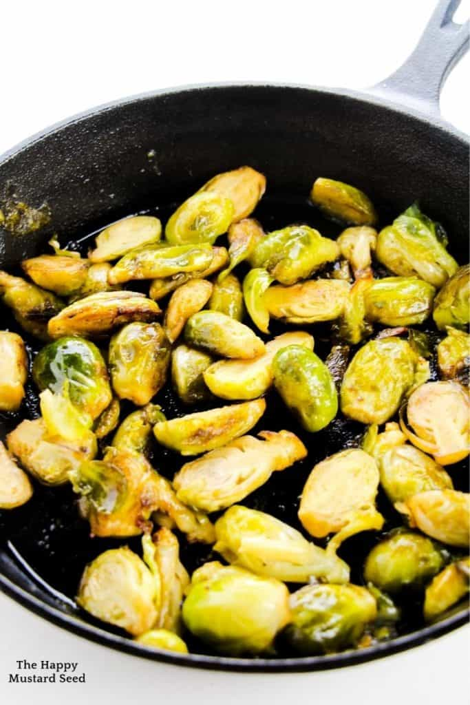 how to make brussel sprouts