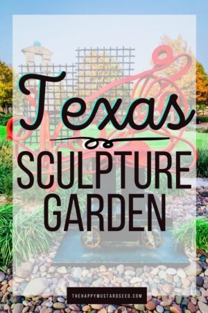 Texas Sculpture Garden Frisco Texas
