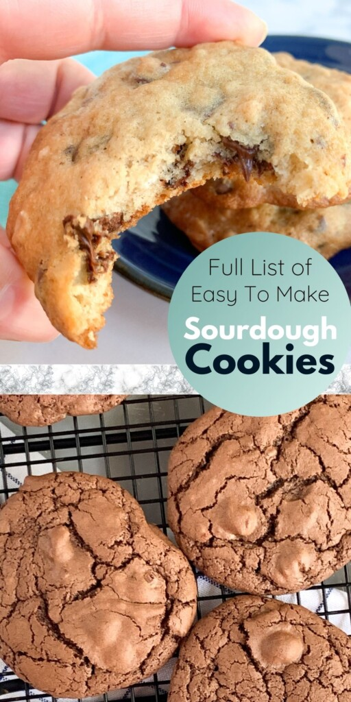 Sourdough-Cookies