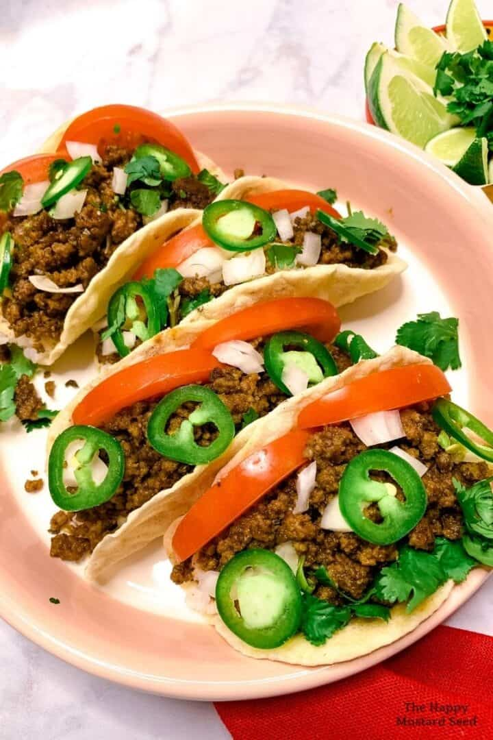 Sourdough taco