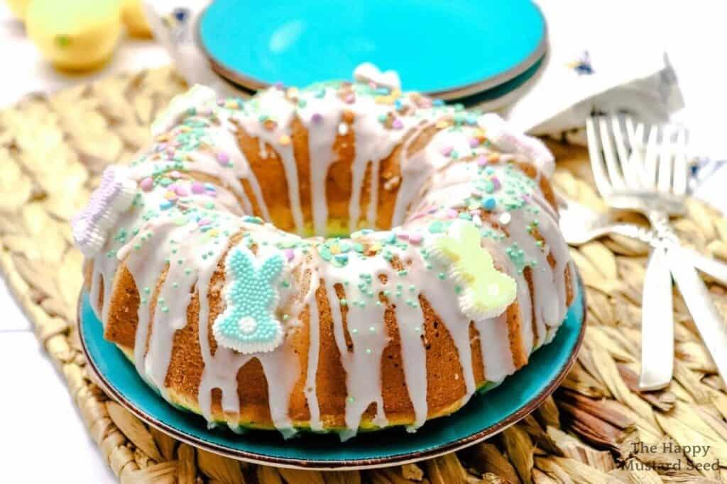 Lemon Poppy Seed Bundt Cake Lemon Poppy Seed Cake