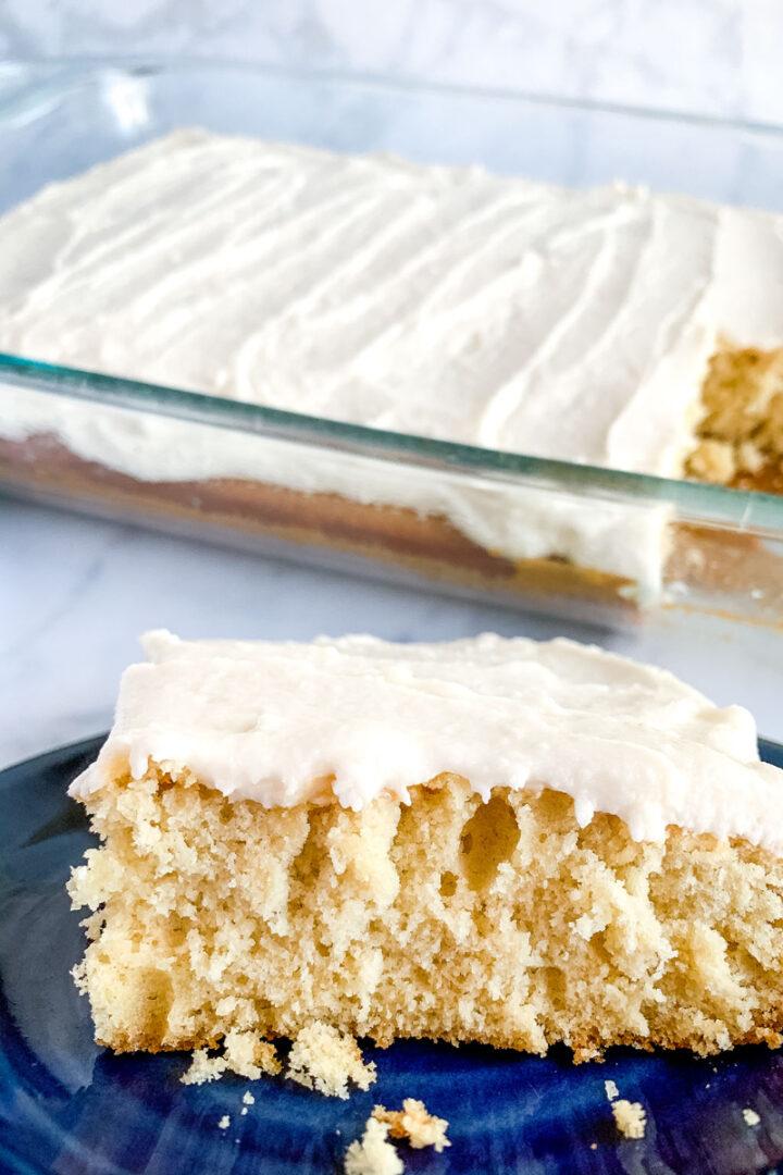 Sourdough Cake