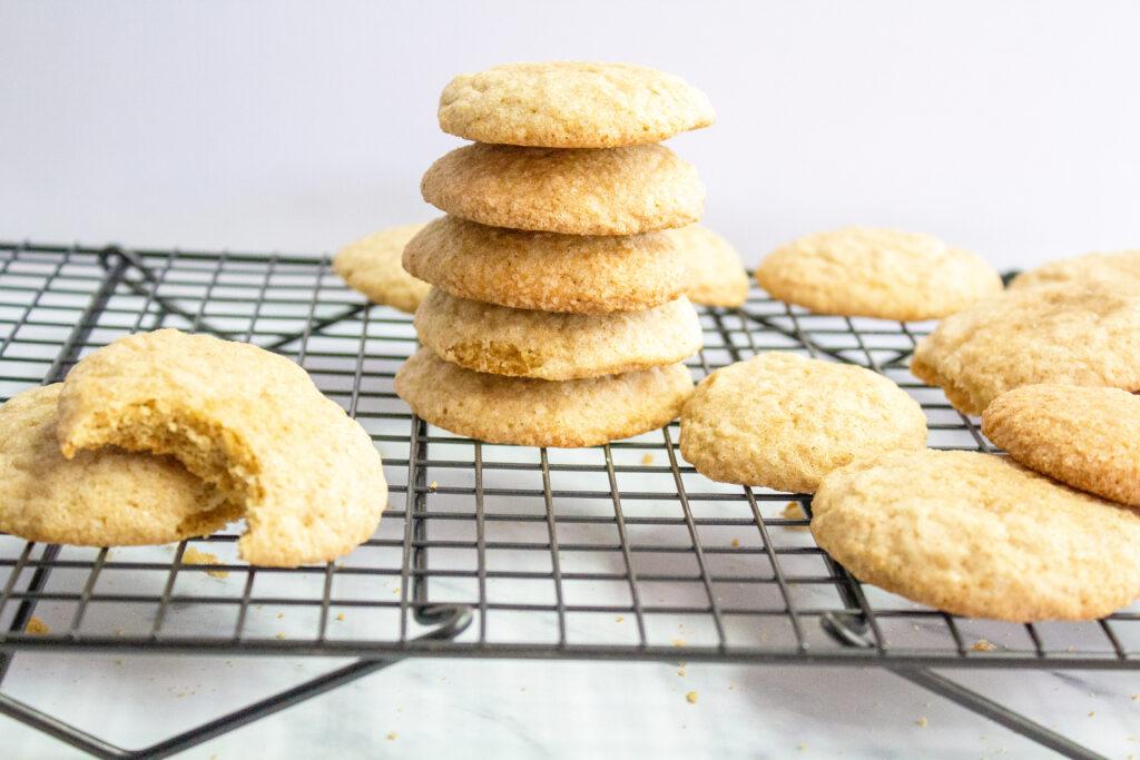 Sourdough Sugar Cookies