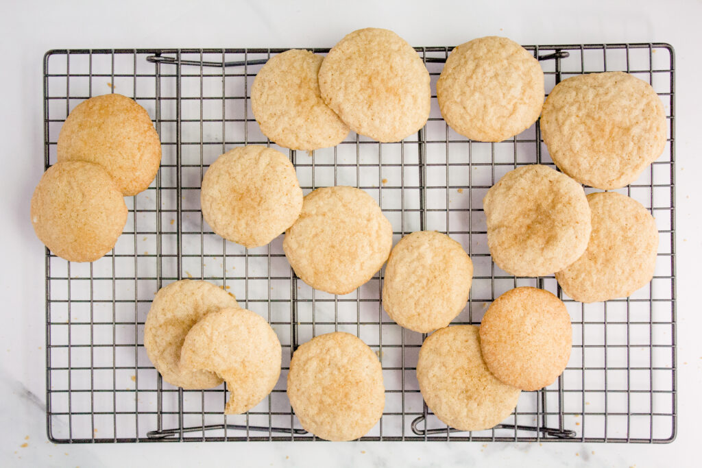 Sourdough Sugar Cookie