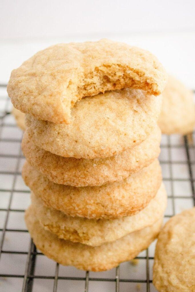 Sourdough Sugar Cookie Recipe