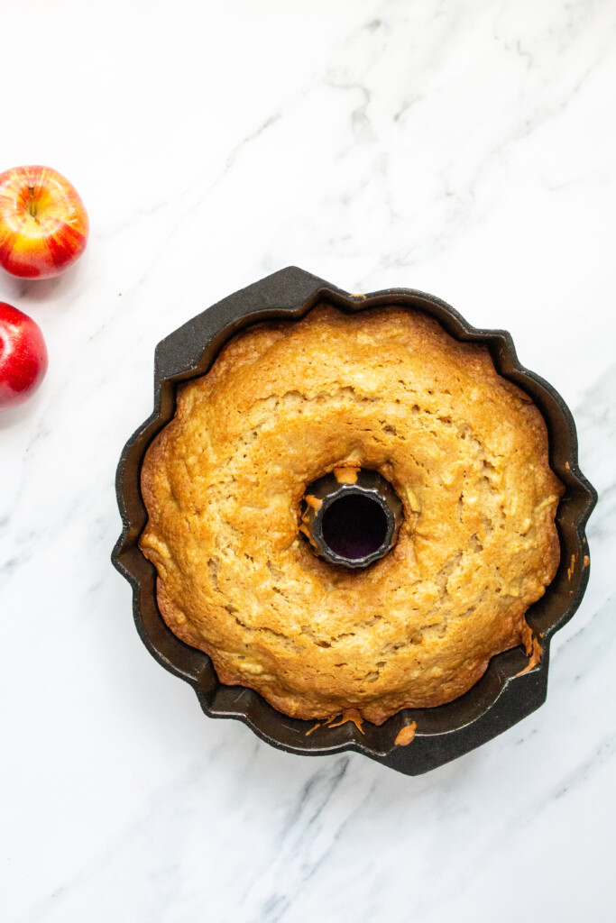 Sourdough-Apple-Cake-bundt-pan