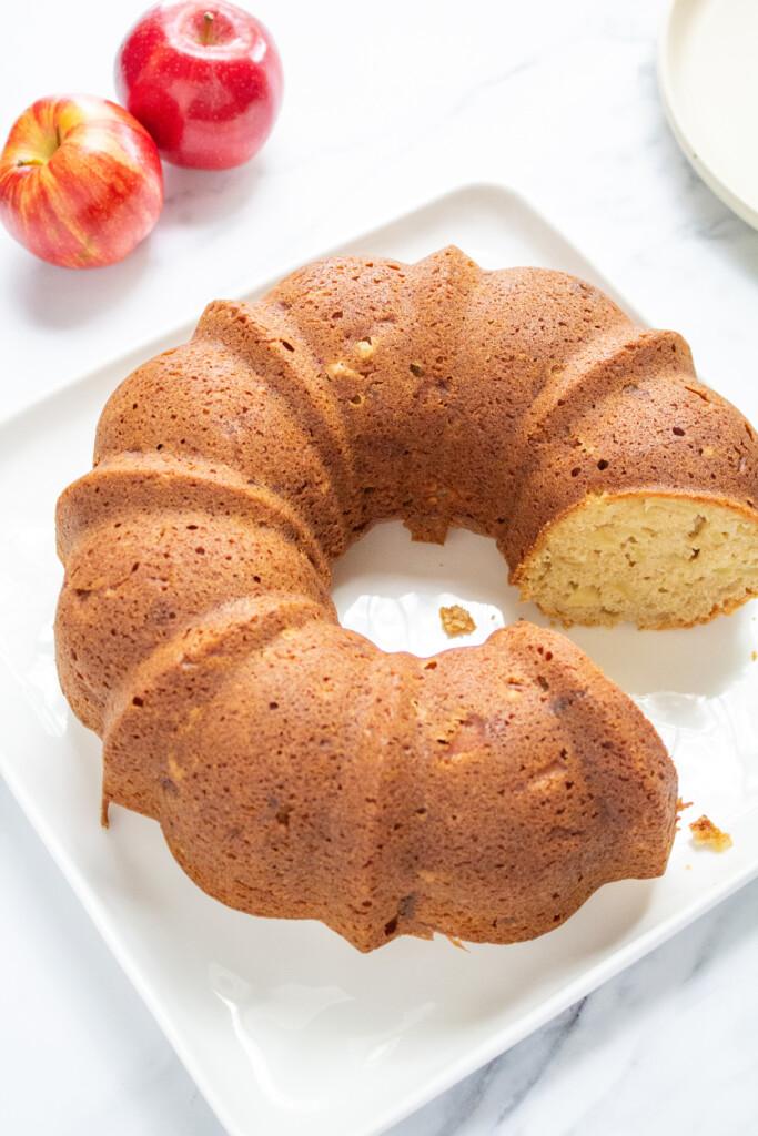 Sourdough-Apple-Cake-recipe