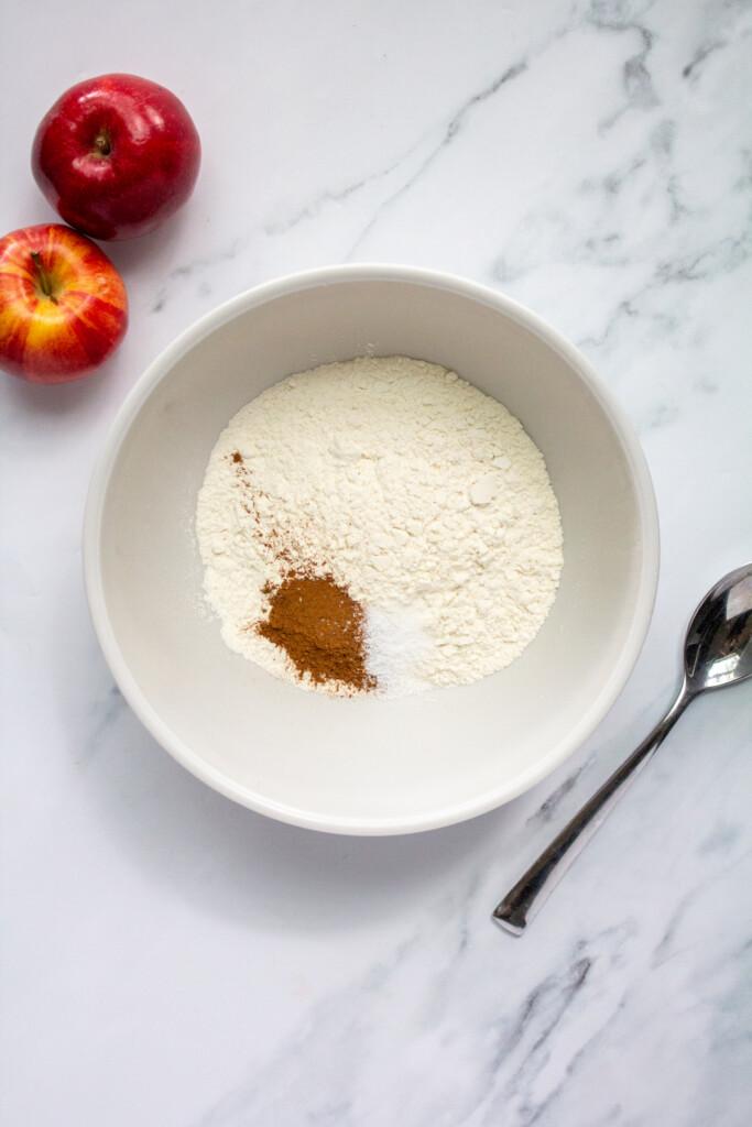 Sourdough-Apple-Cake-ingredients