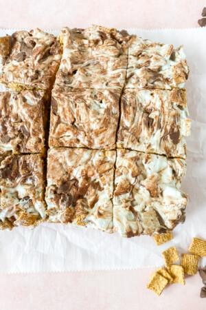 Golden-Grahams-Smores-cereal-bar-small-batch
