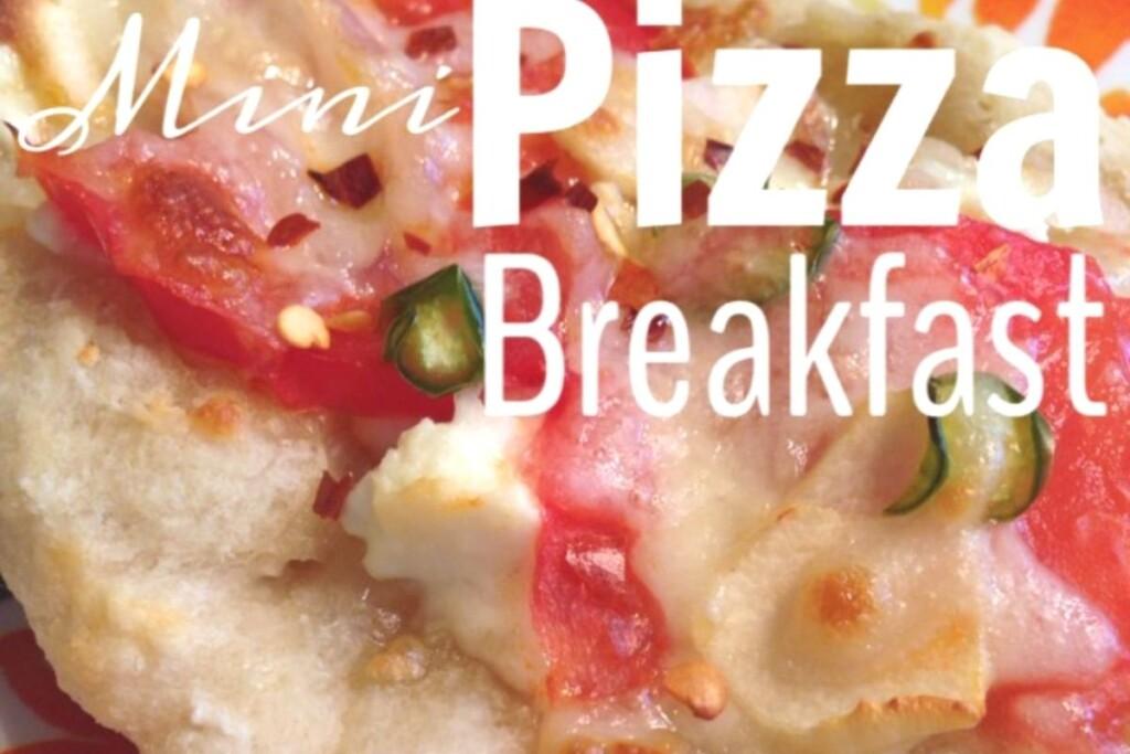 Mini-breakfast-pizza