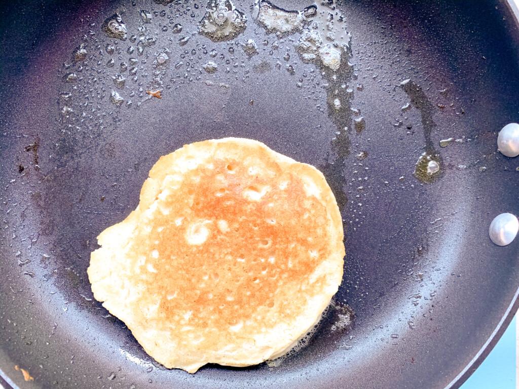 Sourdough-Pancakes-flip-pancake