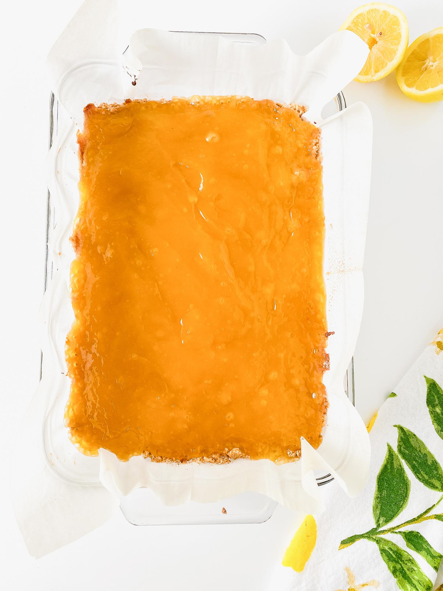 lemon curd for lemon bars