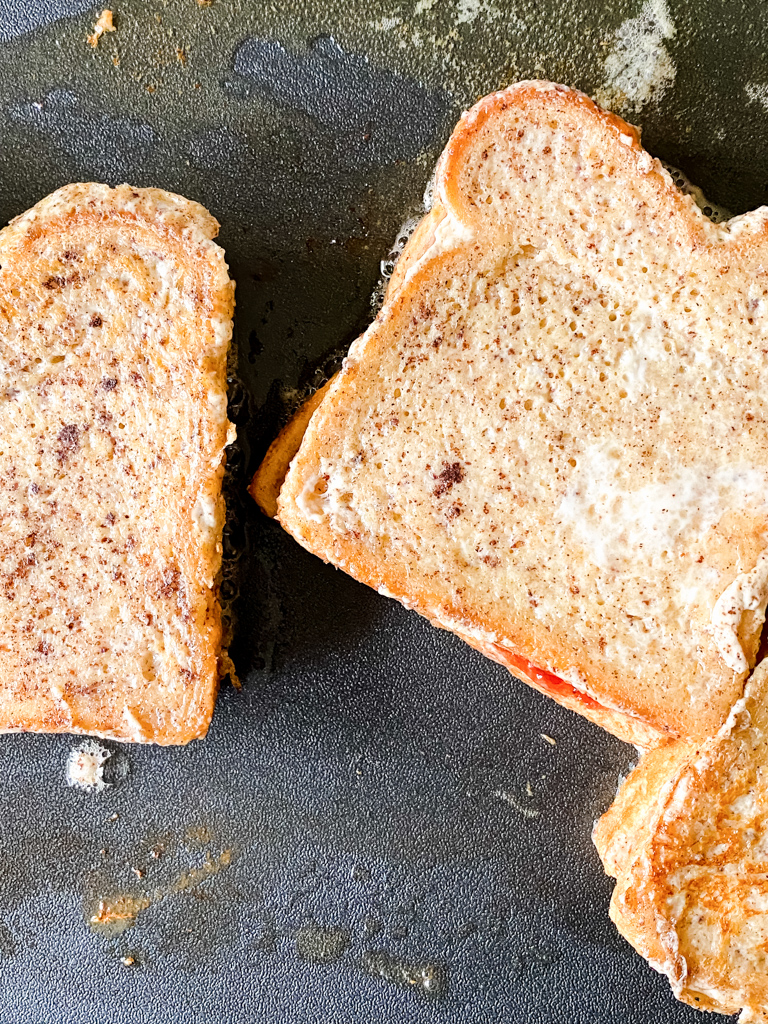 toasted French-toast-peanut-butter-and-jelly-sandwich