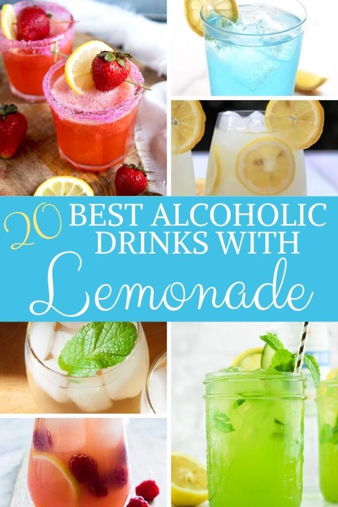 alcoholic lemonade
